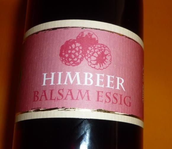 Essig - Himbeer Aperitif 250 ml 3%Säure mild