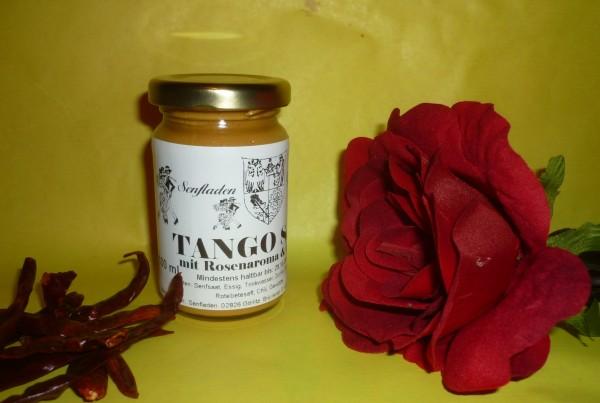 TANGO Senf 100ml (Rosen+Chili)