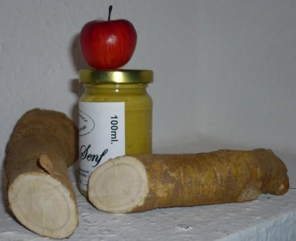 Meerrettich Apfel Senf 100ml