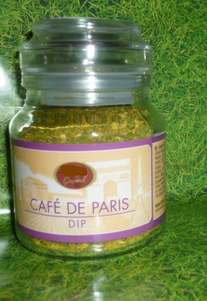 Dip Cafe de Paris 90g Gewürzmischung trocken