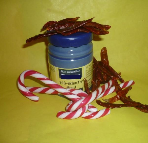Süß scharfer Senf 200ml Familienrezept