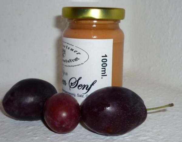 Pflaumen Senf mit Portwein 100ml