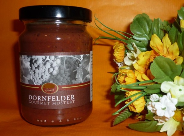 Dornfelder Gourmet Rotwein Mostert 180ml Senf