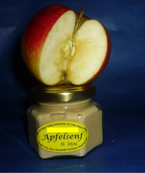 Apfel Senf 105ml