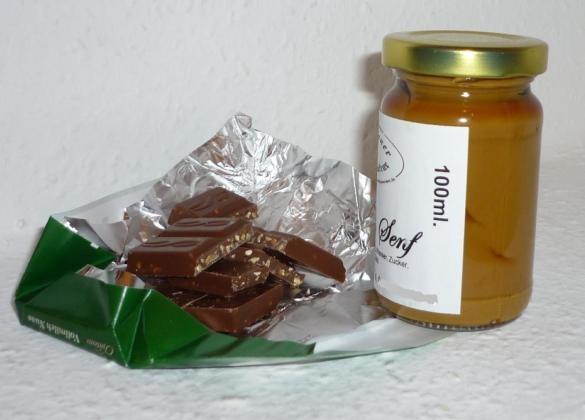 Schokoladen Senf 100ml