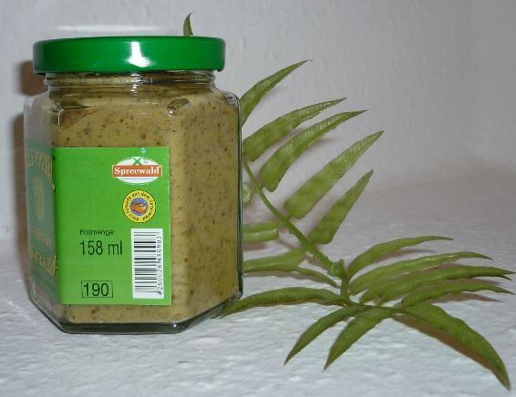 5 Kräuter Spreewald Senf 158ml