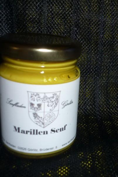 Marillen Senf 100ml - Aprikose süß