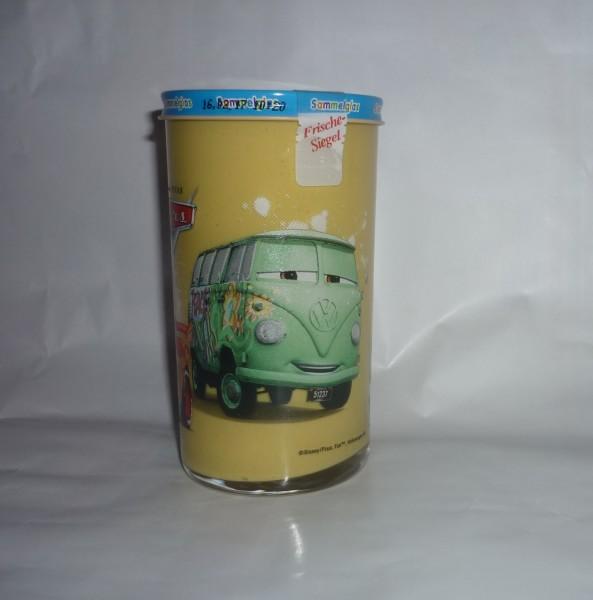 Bautzner KinderSenf Disney CARS Sammelglas 1 BULLY