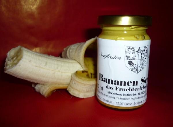 Bananen Senf 100ml -fruchtig-