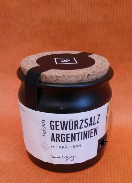 Salz - Argentinien 95g -gewürzt - Chimi Churri