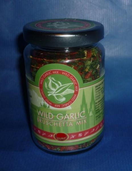 Bruschetta Wild Garlic - Bärlauch 55g Trockenmischung