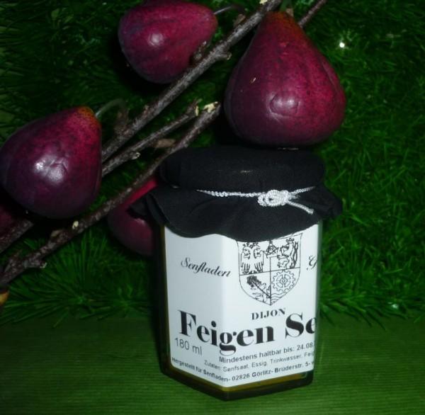 Dijon Feigen Senf 180ml