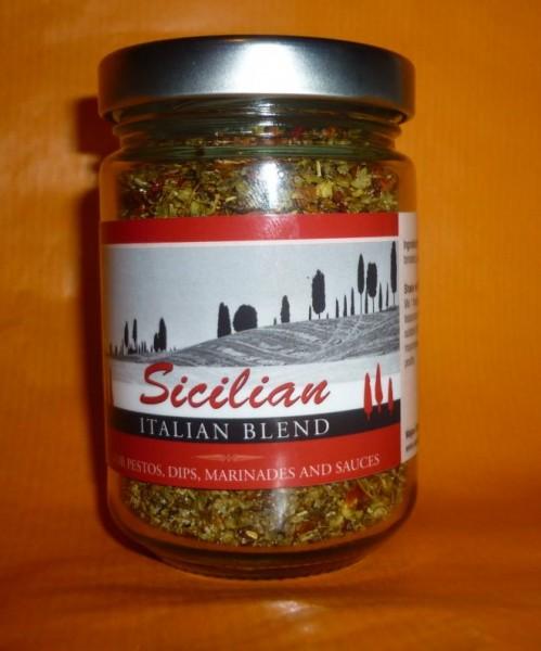 Blend Sicilian - Sizilianische TrockenMischung - 50g