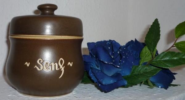 Senftopf - Senf - z.B. für Bautzner Becher