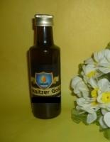 Öl - Leinöl naturtrüb Lausitzer GOLD - kaltgepresst 250 ml - ungefiltert
