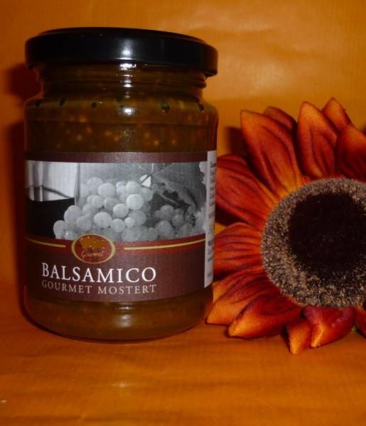 Balsamico Gourmet Mostert Senf 145ml
