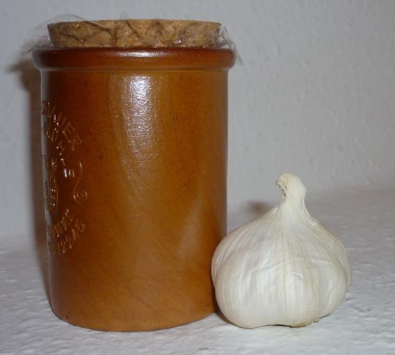 Knoblauch Senf 100ml Moutarde de Montjoie vegan Monschau
