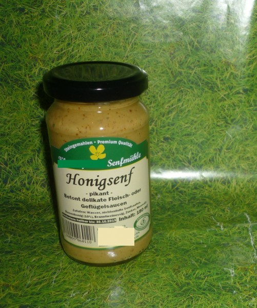Honig Senf 190ml