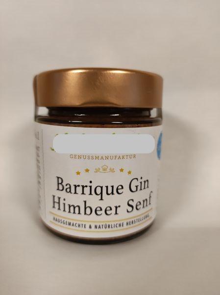 Himbeer Barrique Gin Senf 150ml vegan