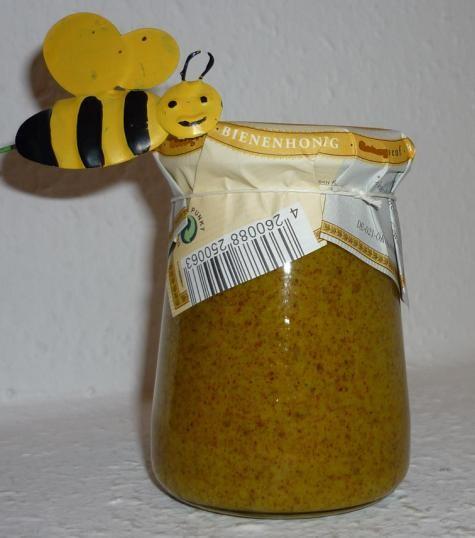 Bio Bienenhonig Senf 210ml