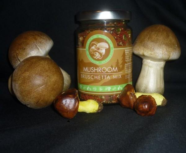 Bruschetta - mushroom - Pilze 75 g Trockenmischung