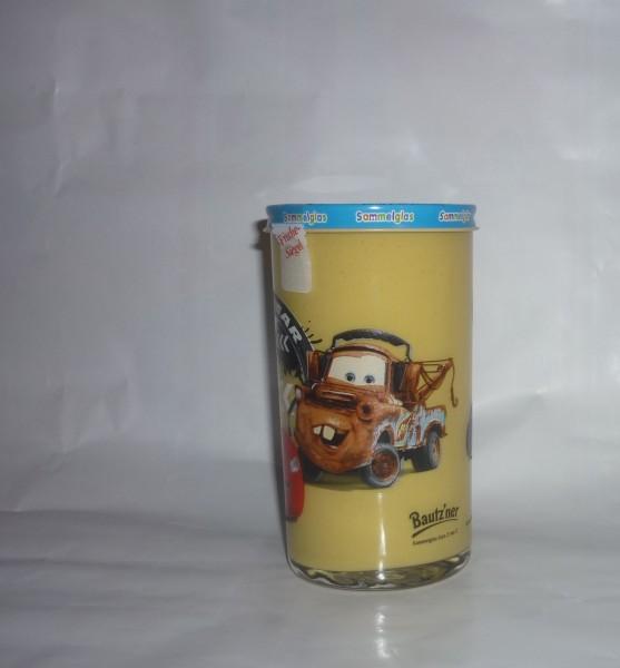 Bautzner KinderSenf Disney CARS HOOK Sammelglas