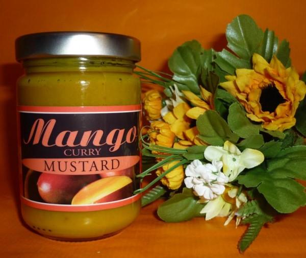 Mango Curry Mustard 145ml - Senf -