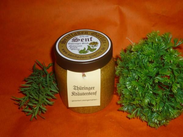 Kräuter Senf 270ml Thüringen