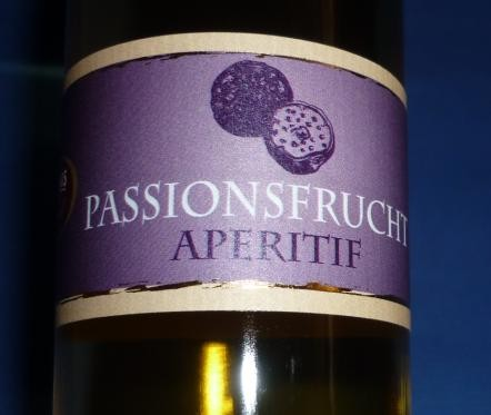 Essig - Passionsfrucht - Maracuja 250 ml 3%Säure Aperitif