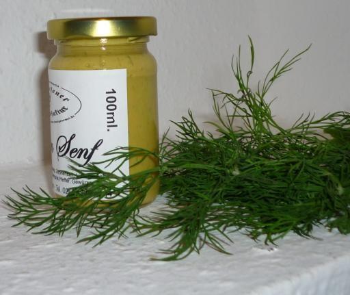 7 (sieben) Kräuter Senf ( Frankfurter grüne Soße) 100ml