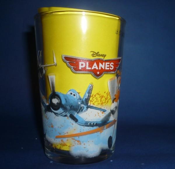 Löwen Senf Sammelglas Disney - Planes Dusty