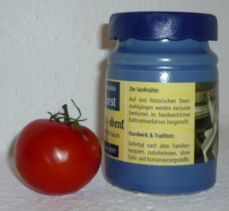 Tomaten Senf 200ml Familienrezept