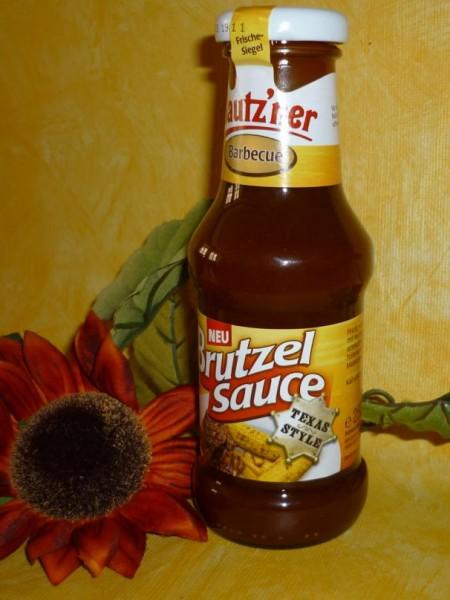 Bautzner Brutzel Sauce Barbecue Texas Style BBQ - 250ml