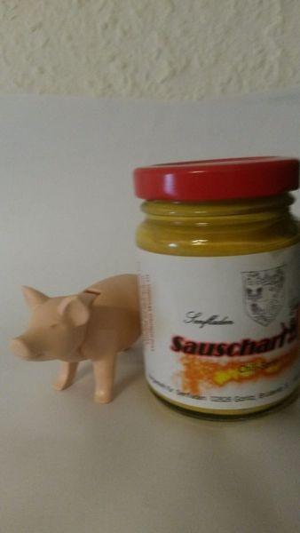 Chili Senf SAUSCHARF 100ml