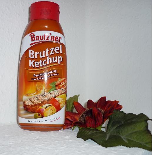Bautzner Brutzel Ketchup 450ml vegan