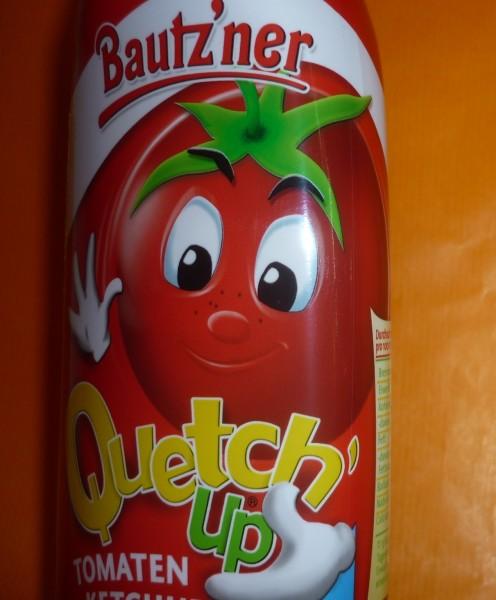 Bautzner QuetchUp 450ml milder Kinder Tomaten Ketchup vegan