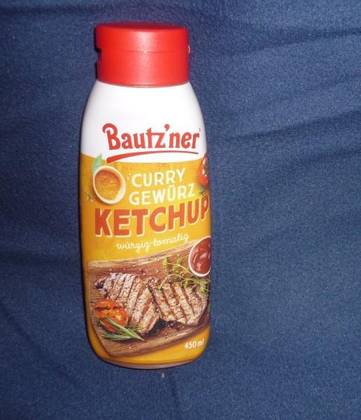 Bautzner Curry Gewürz Ketchup 450ml