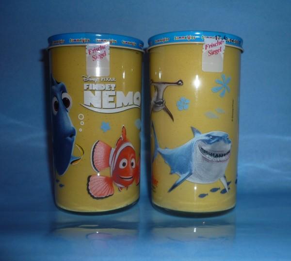 Bautzner Senfglas findet NEMO Bruce der Hai Sammelglas