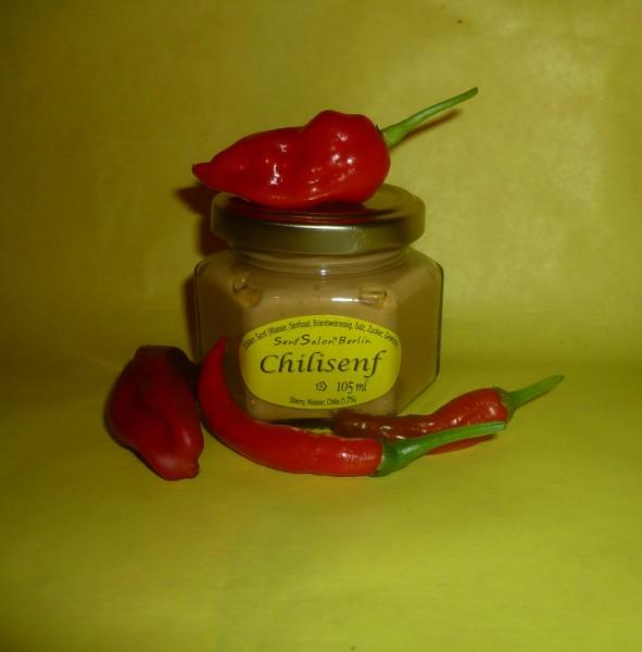 Chili Senf 105ml - leicht scharf
