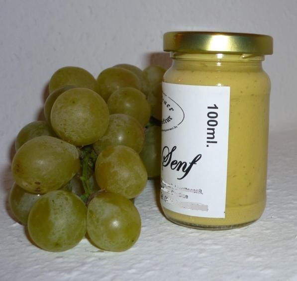 Weißwein Senf 100ml