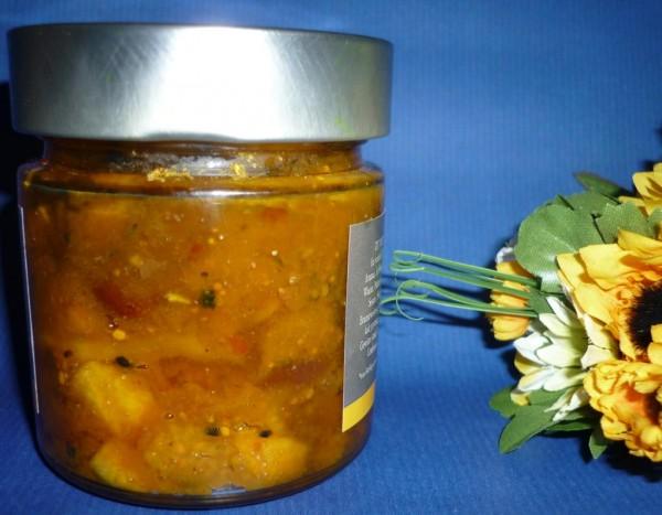 freche Senf Früchtchen 225g süß scharf - Monschau - Montjoie