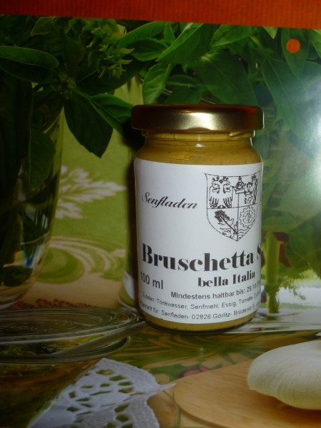 Bruschetta Senf 100ml bella Italia
