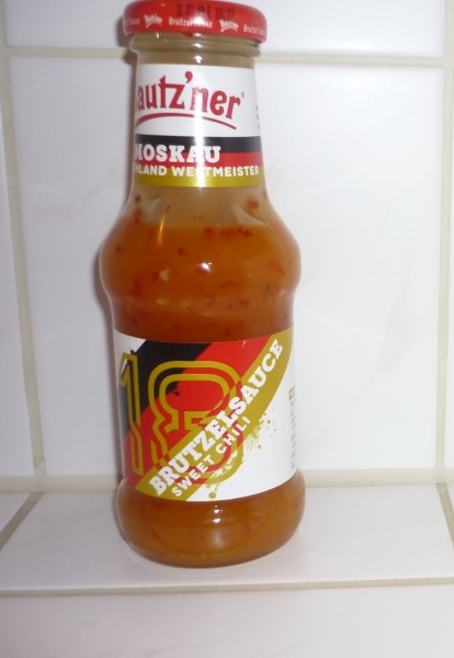 Bautzner Brutzel Sauce SWEET Chili