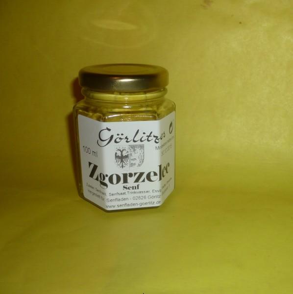 Görlitzer Zgorzelec Senf 100ml