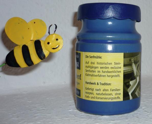 Honig Senf 200ml Familienrezept