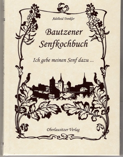 Bautzener SenfKochbuch -