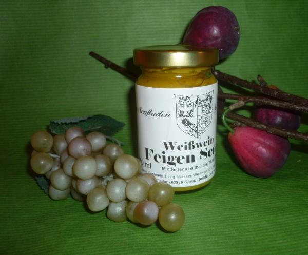 Weißwein Senfsauce mit Feige 100ml