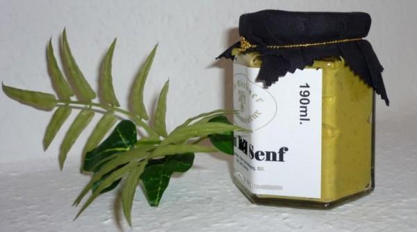 Trüffel Senf 180ml (schwarzer Trüffel )