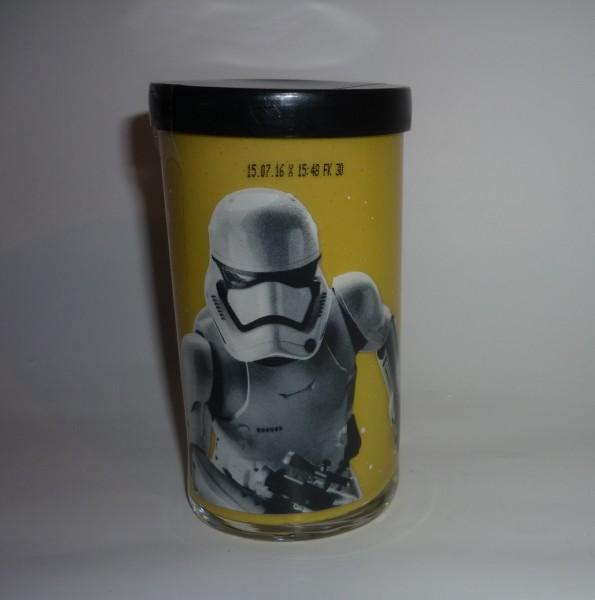 STAR WARS Senf Sammelglas Stormtrooper