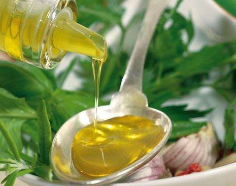 Öl - Basilikum auf Olivenöl 100 ml